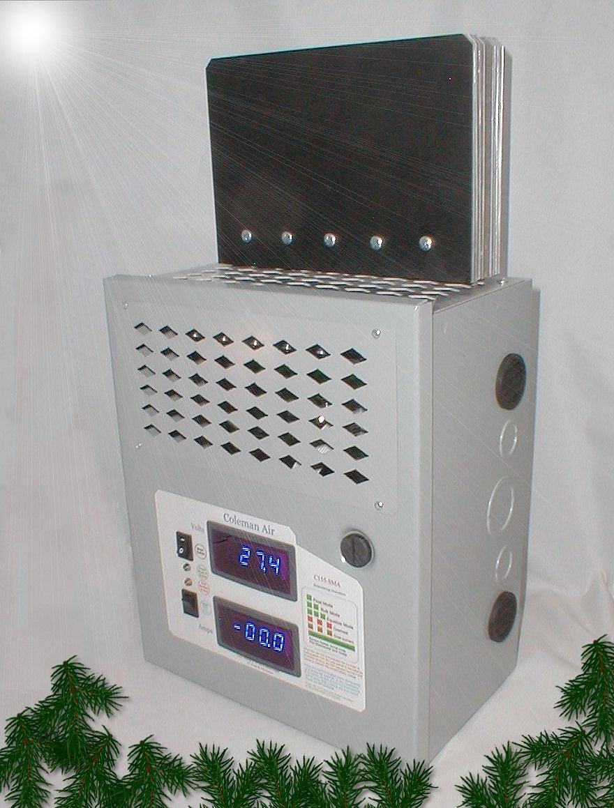 C155-SMA High Amperage Solar Controller